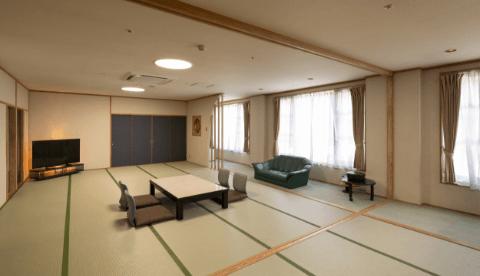 40畳和室